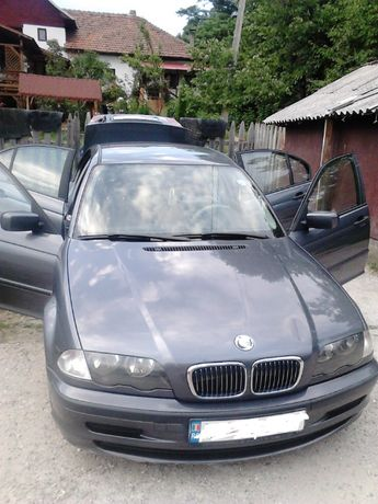 vand BMW 320d