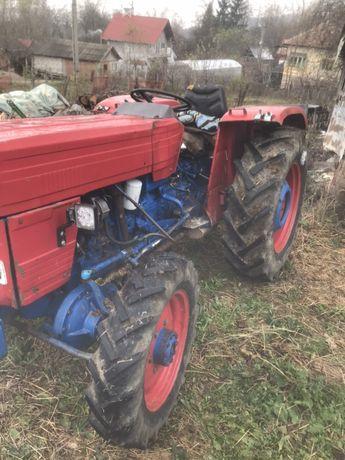 OFERTĂ!! Tractor + plug + freză + trepied(pt lemne și fan)
