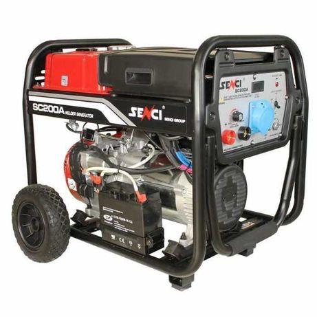 De inchiriat generator curent / sudura 2 - 20kw - monofazat / trifazat