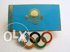 Продам значок первой Олимпийской сборной Казахстана 1996 года