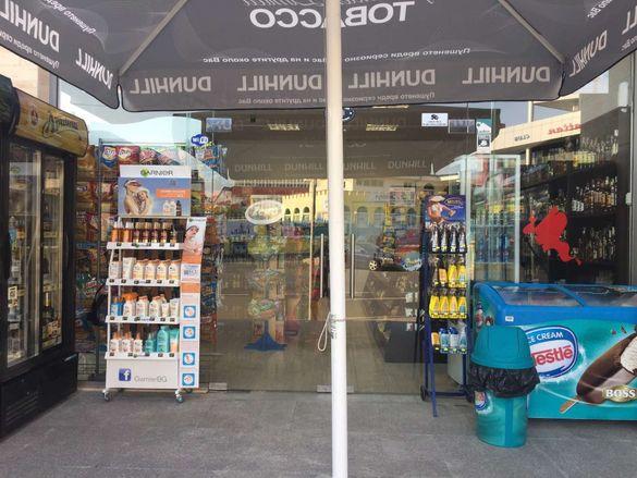 магазин под наем в Приморско