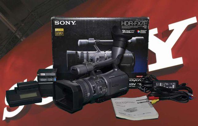 Camera Video SONY HDR FX7E