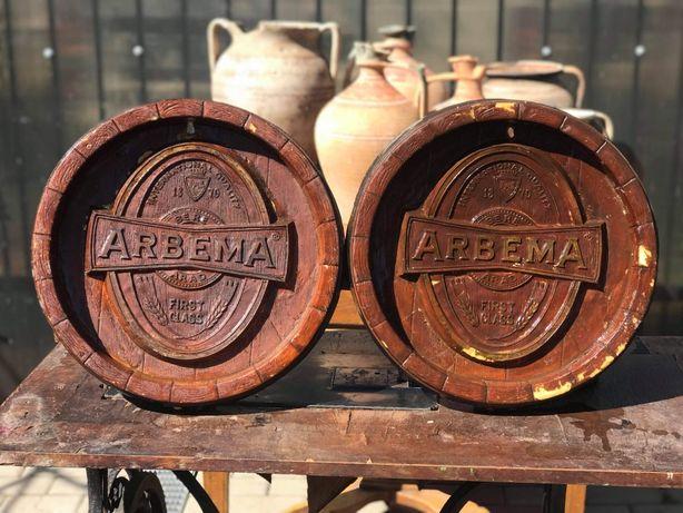 Reclama La berea Arbema Arad,înființată în anul 1980.