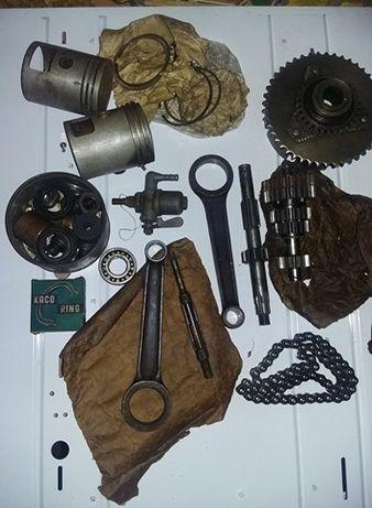 piese de schimb si reparatie motocicleta veche de colectie JAWA