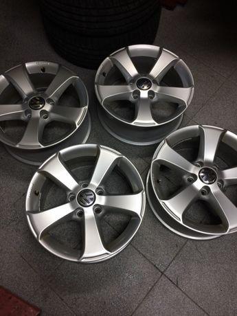 """4бр. оригинални джанти VW Touran 16"""" 5x112"""