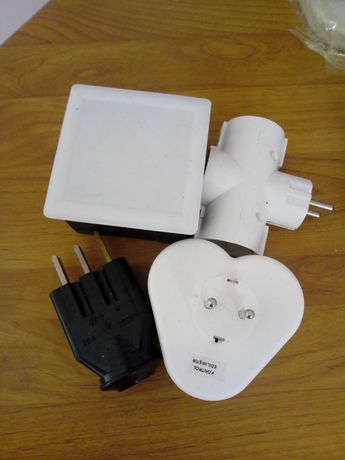 кутия за кабели и щепсел за високо напрежение