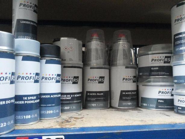 lac/primer/chit/spray/diluant marca profi RS