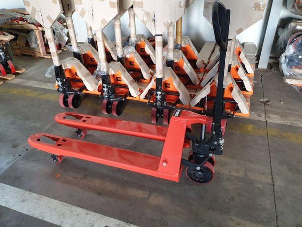 Transpalet Manual PREMIUM Liza 2000kg 2500kg 3000kg