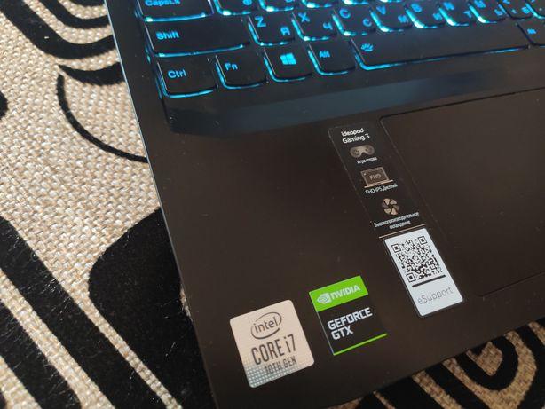 Новый Игровой Ноутбук Core i7 10 Gen!!!