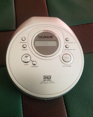 Compact disc player portabil