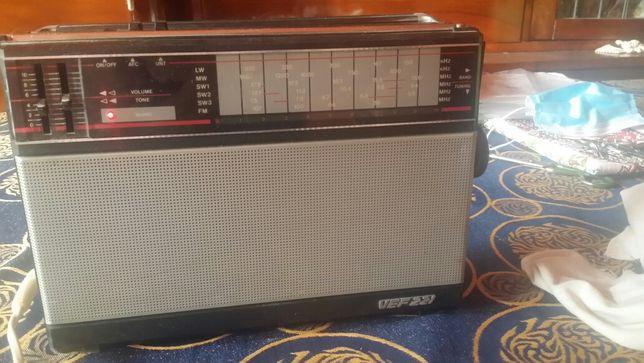 Radio vef și gloria pt piese