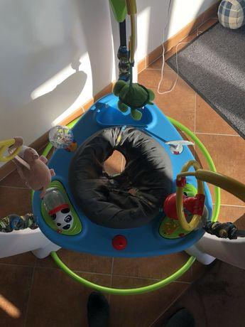Modul de joaca pentru bebelusi.