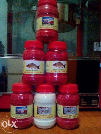 Arome pudra pentru patiserie, pescuit, vata de zahar.