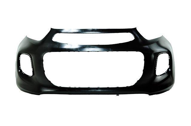 Передний бампер Kia Picanto/ Пиканто 15-17 рыстайлинг
