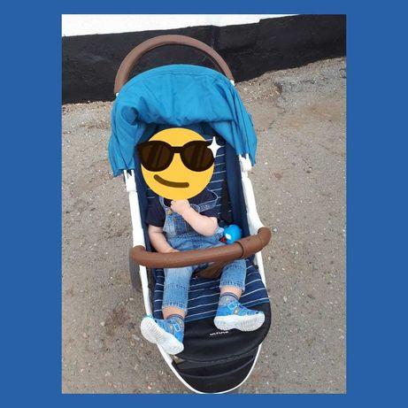 Продам прогулочную детскую коляску Happy Baby Ultima
