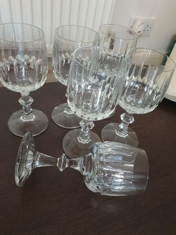 6 pahare cristal schott Zwiesel  tango patern