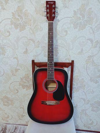 Гитара, музыкальный инструмент, новый, подарили сыну, новый, продаю