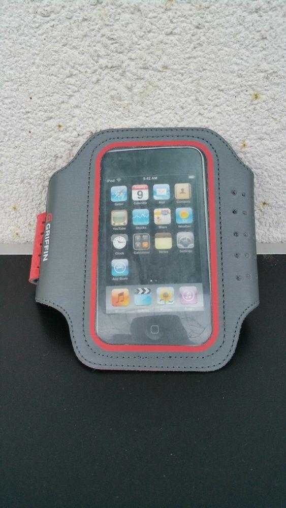 Husa - case - sport - mana - brat - Ipod - touch - 4 - Griffin Barlad - imagine 1