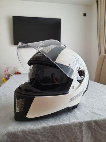 Casca motocicleta neutilizata