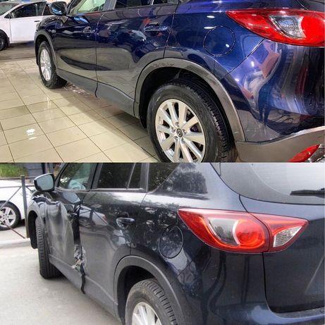 Кузовной ремонт, автомалярная, полная покраскаавто, полировка фар, авт