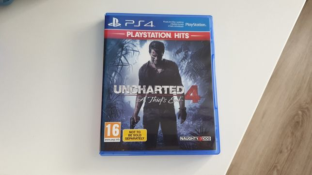 Joc Uncharted 4 playstation 4 ps4 A Thief's End