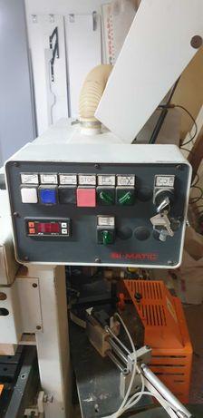 Masina de aplicat cant abs bimatic