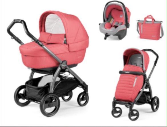 Peg Perego детска количка