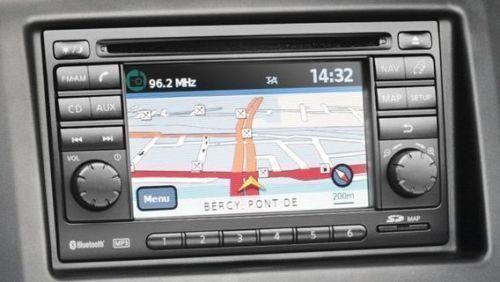 Card harti Original Navigatie Nissan LCN 2020 Qashqai Juke Note Micra