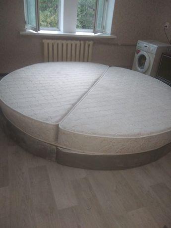 Продам круглую кровать