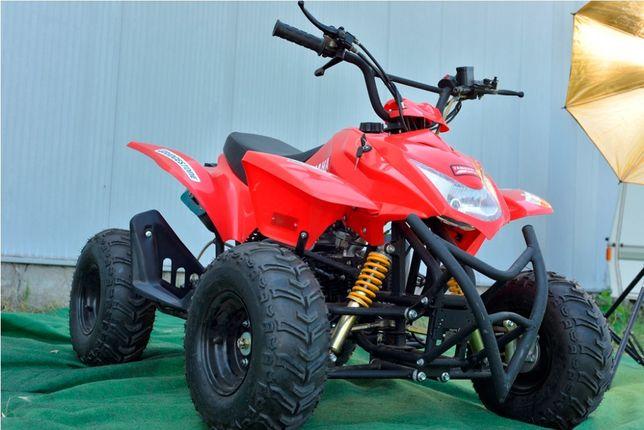 Atv Noul Model:Alyen 125cc Garantie 12 luni