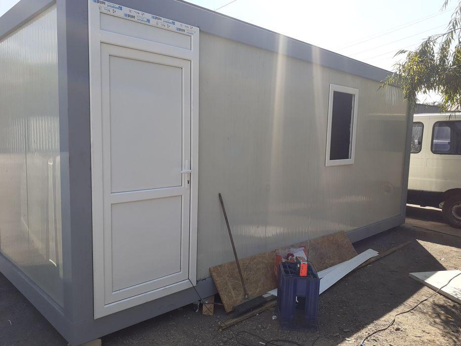 Containere tip birou case magazine Bucuresti - imagine 1