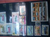 Уникална колекция пощенски марки с Локомотиви
