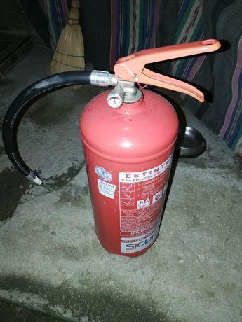 Пожарогасител 6 kg Italy