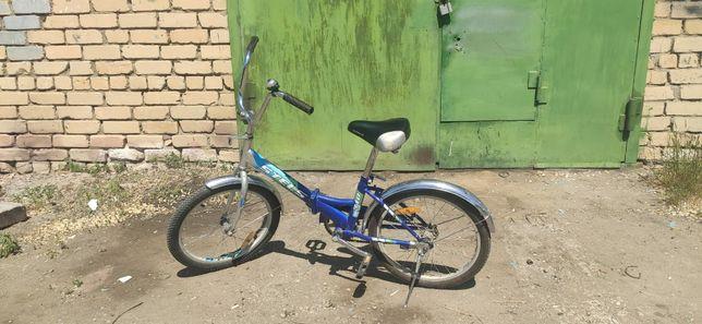 Велосипед не скоростной