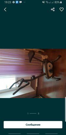 Продам   велотренажёр    новая