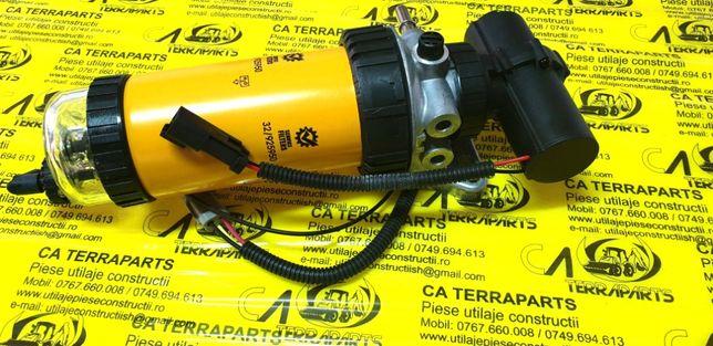 Filtru de combustibil (SEPARATOR) cu pompa electrica- MOTOR JCB