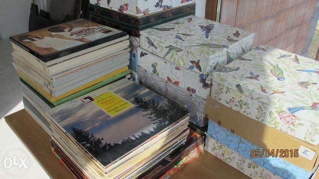 Vand colectie discuri patefon, gramofon, pickup