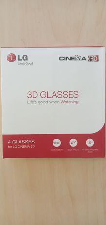 3 D Glasses LG Life's good