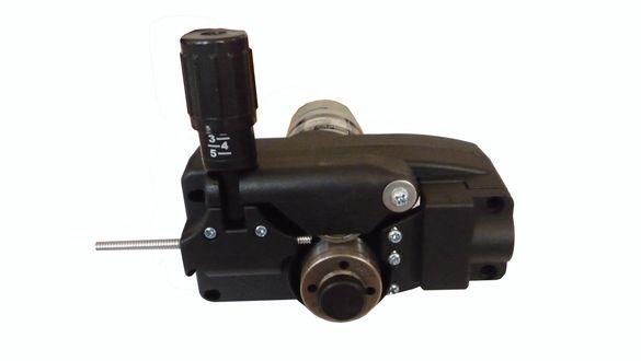 Мотор за телоподаващо пластмасов корпус с голям мотор 24В