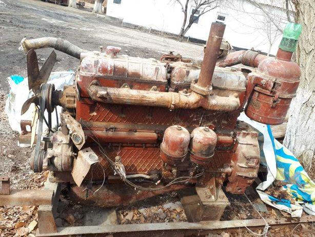 продам 6 цилиндровый двигатель на Алтай Т4 А01М.