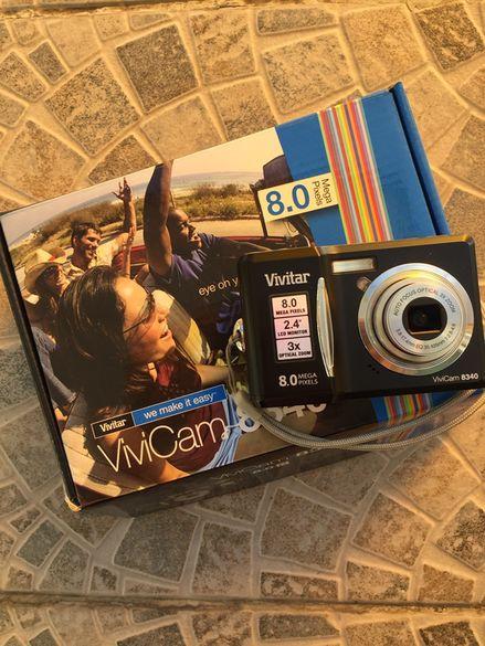 Фотоапарат Vivitar 8340 - обективът не работи