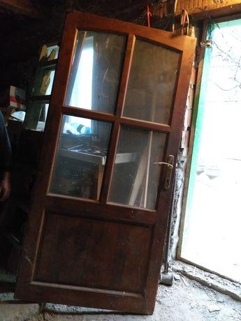 Vand usa interior din lemn