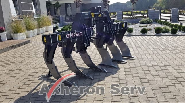 Subsolier Agro-Tom model GPK 6 - stoc!