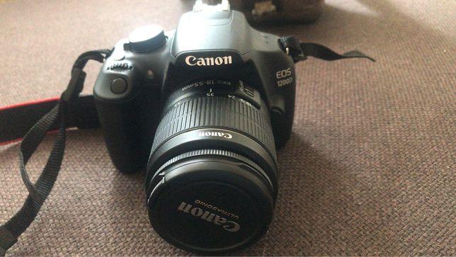 Продам Canon eos 12000