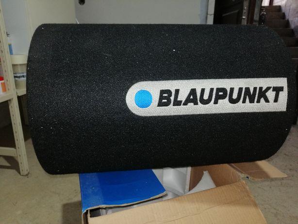 Subwoofer Blaupunkt + Amplificator Crunch