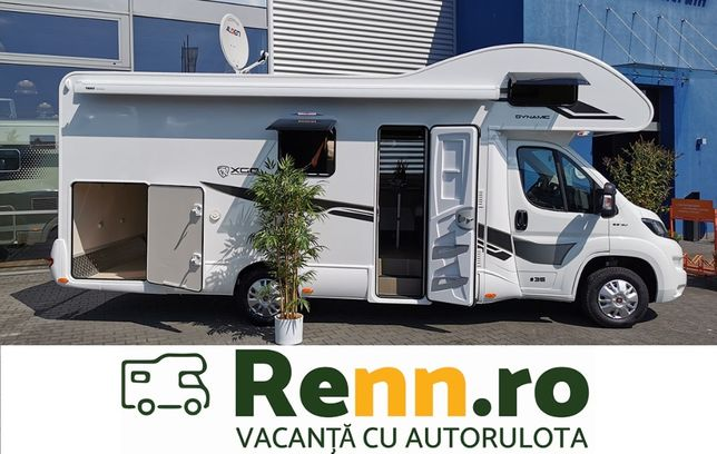 RENN.ro - Inchirieri rulote / autorulote / camper Modele 2020/2121