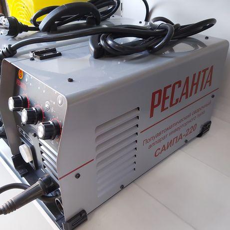 Сварочный аппарат Ресанта САИПА
