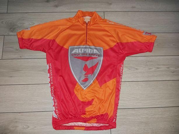 Tricou ciclism Alpina