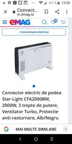 Convertor electric podea