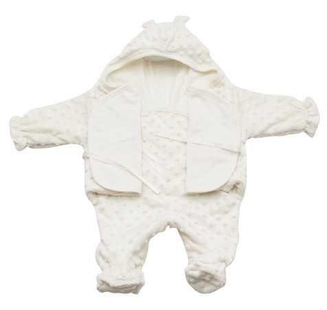 Бебешка дрешка тип одеяло